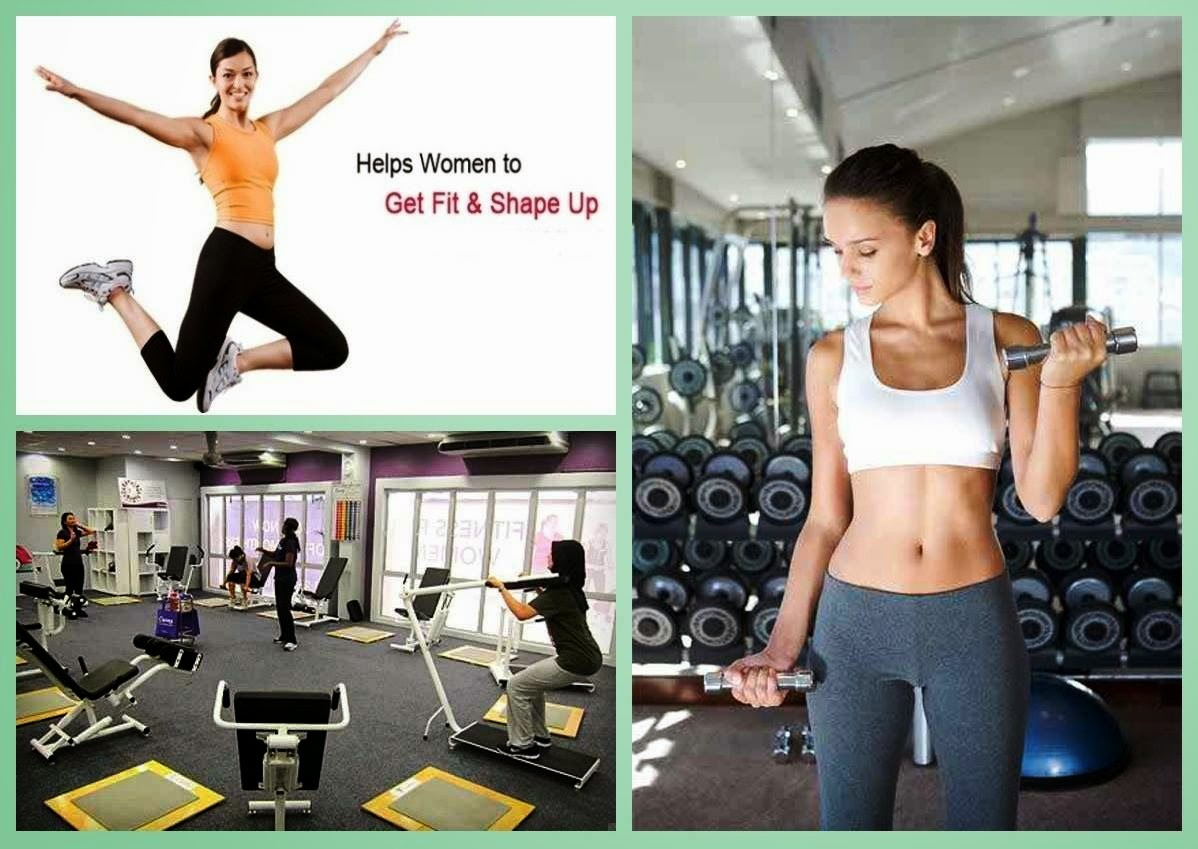 Women Fitness Center | Business Ideas
