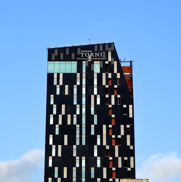 Hotelli Torni Tampere