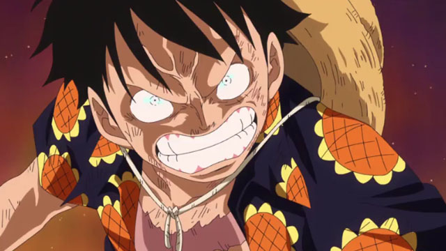 One Piece Episodio 722