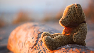 Teddy Bear Sedih