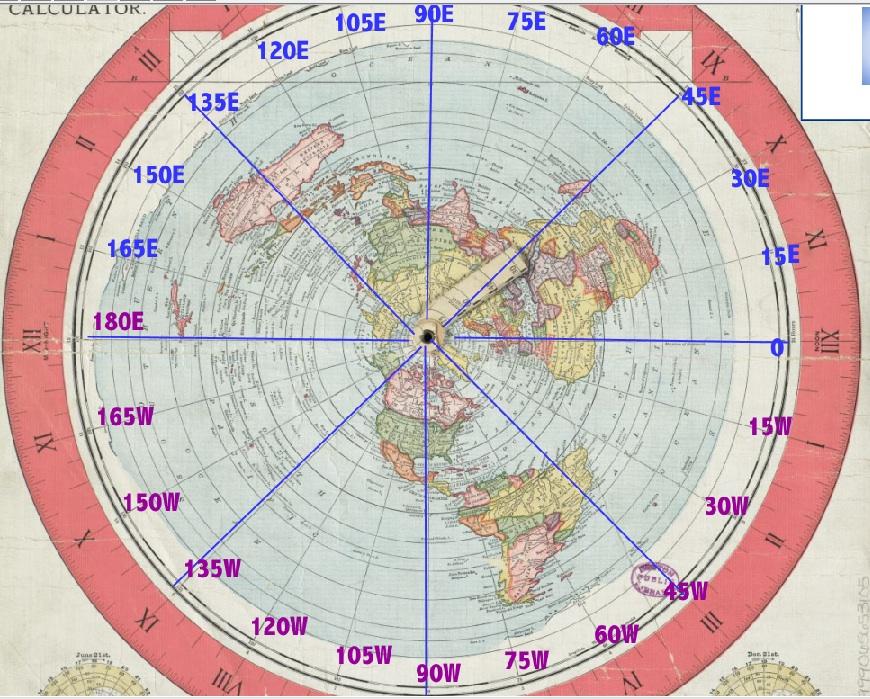 Any world Map