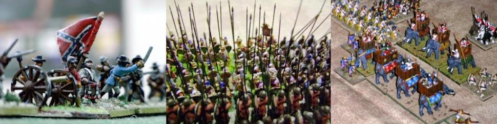 Wargames con Miniaturas