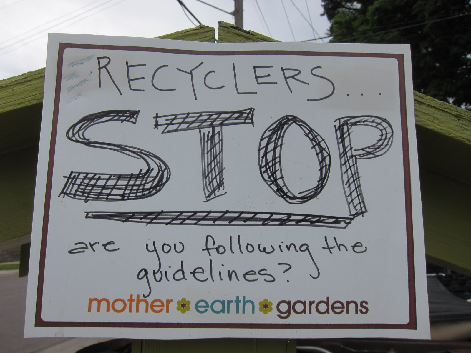 At Mother Earth Gardens, They Spell Out How We Should Prep Our Plastic  Plant Pots So They Can Be Recycled. Hereu0027s A List Of Other Garden Centers  Where You ...