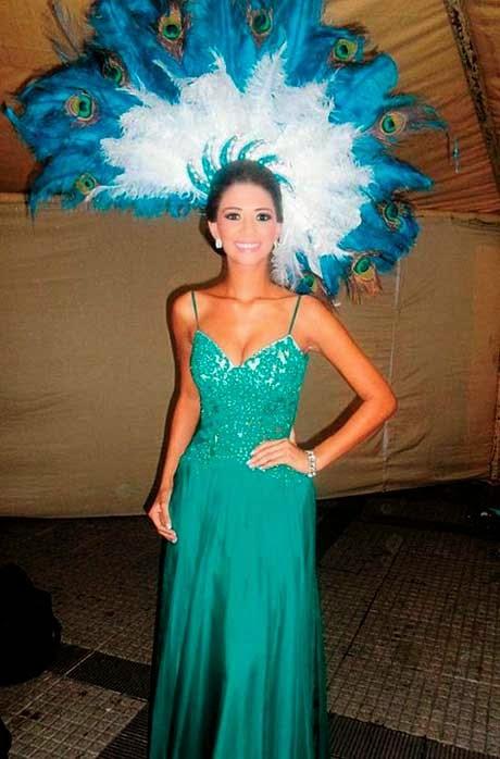 ¡Viva Anabel Angus, la Reina del Carnaval!