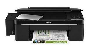 Cara Reset Ink Level Epson L100, L200, L800 tanpa SN ID Tinta