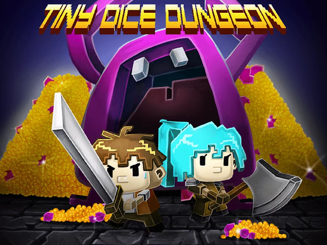 Android Tiny Dice Dungeon Apk resimi 1