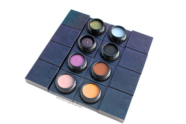 surratt prismatique eyes swatches