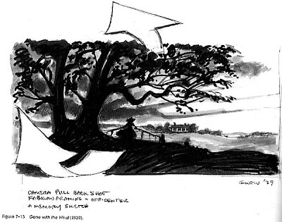 Storyboard - Gone with the Wind - Ending