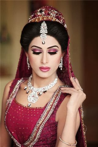 pakistani bridal makeup tips 2014 new images latest