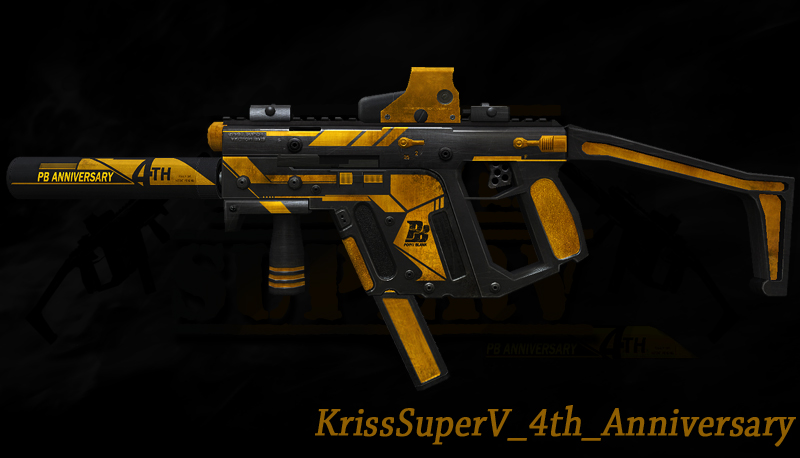 Berikut ini spesifikasi dari Kris super V :