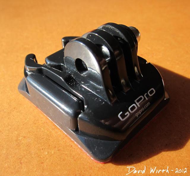 GoPro, 3M, helmet tape, mount, helmet mount, diy helmet mount