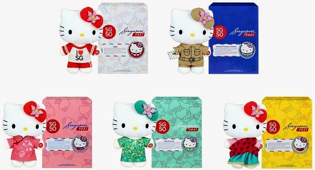 singpost sg50 hello kitty plush collectibles review