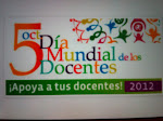 DA MUNDIAL DE LOS DOCENTES