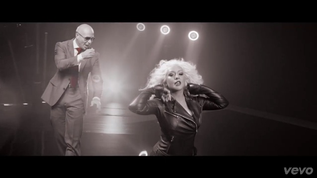 Yeni Klip: Pitbull - Feel This Moment (ft. Christina Aguilera)