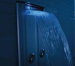 Selale Modern Banyo Tasarımları