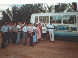 Ceifeiros no ano de 1997