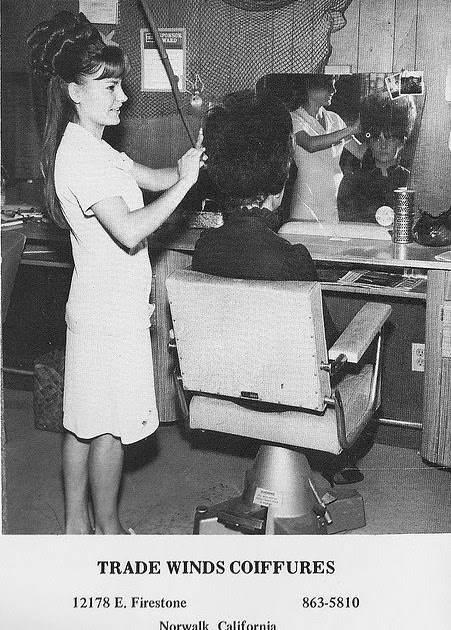 The Hair Hall Of Fame Norwalk California Home Of Big Hair