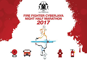 Fire Fighter Cyberjaya Night Marathon 2017 - 23 September 2017