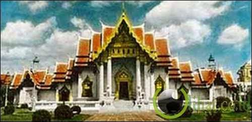 Kuil Buddha (Wat) Thailand
