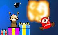 Jugar a Detona a Papá Noel
