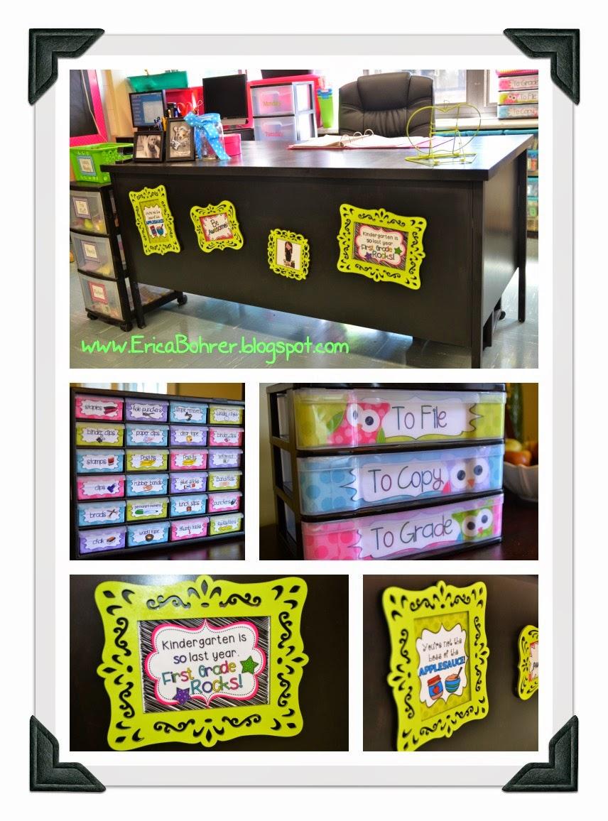 Classroom Decor For Sale ~ First grade classroom decor a sale