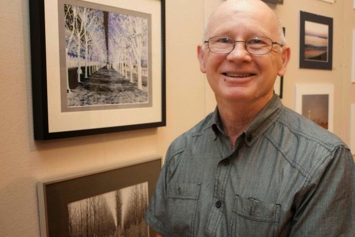 Parkinson's SA group challenges degenerative disease through photography