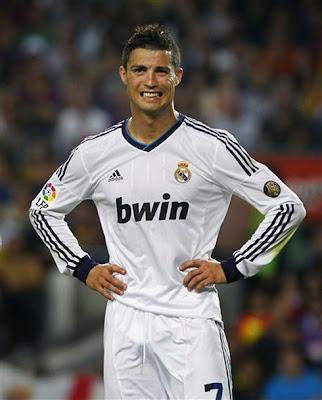 Ronaldo Hairstyle 2013