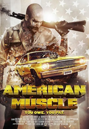 American Muscle 2014 poster