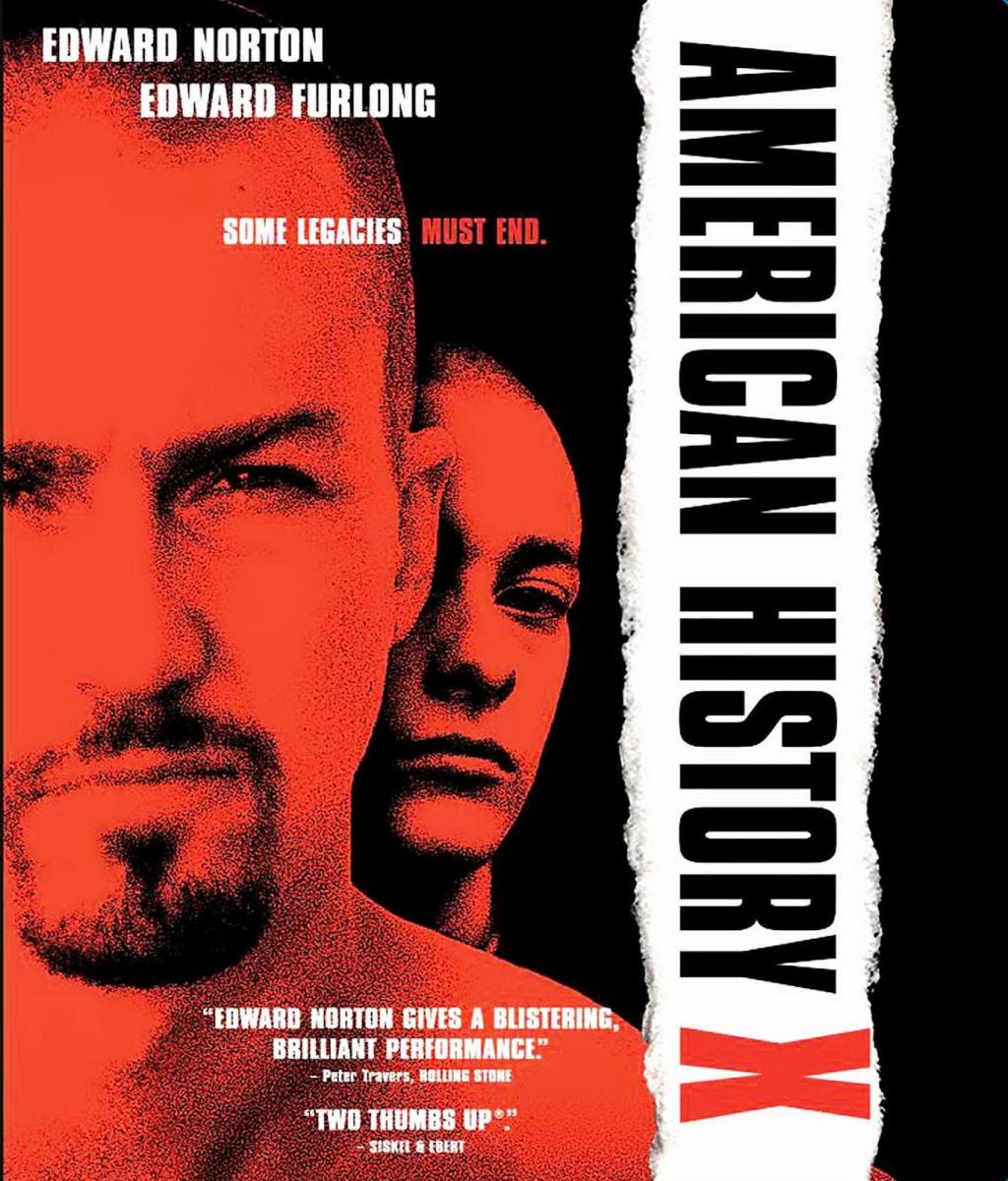 the humanity lost in the prejudice of racism and supremacy in american history x a film by tony kaye American history x one of those films that will haunt 'american history x' - tony kaye film tony kaye's american history x explores racism in contemporary.