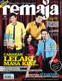 FEATURED IN REMAJA 15JUN