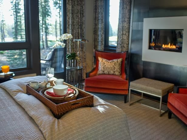 HGTV Dream Home 2014 : Master Bedroom Pictures