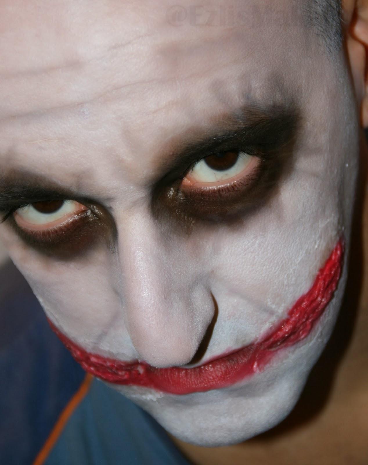 how to make up joker
