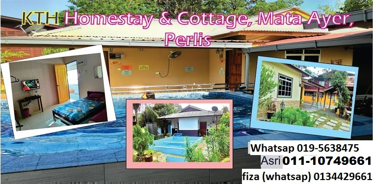 KTH Homestay & Cottage, Mata Ayer, Perlis