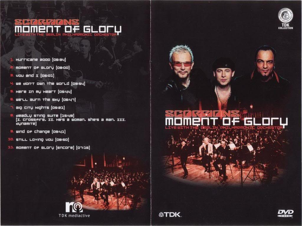 Cat logo dvd m sica scorpions moment of glory for 1980 floor show dvd