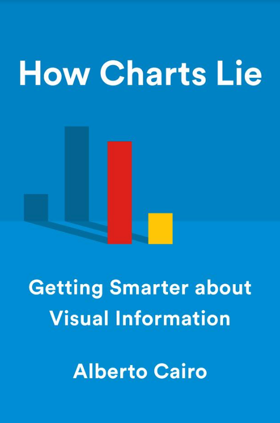 NEW BOOK: How Charts Lie (October 2019)