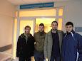 Επισκέψεις σε ασθενείς στα νοσοκομεία