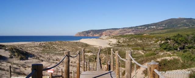 Praia do Guincho em Cascais, Lisboa
