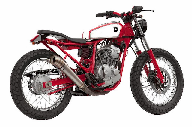 Yamaha Scorpio 225 | By Deus Ex Machina | Custom Yamaha Scorpio 225 | Yamaha Scorpio 225 custom | Yamaha Scorpio 225 modified