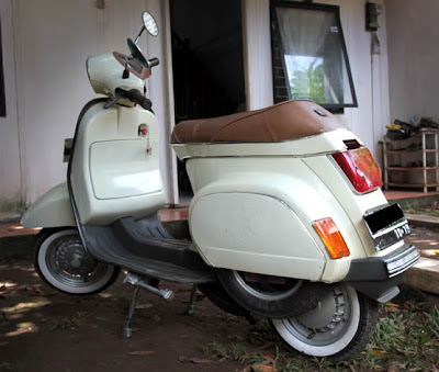 Motor Matic Vespa on 1994 Vespa Corsa Pk 125  Matic  Staying Gas    Classic And Vintage