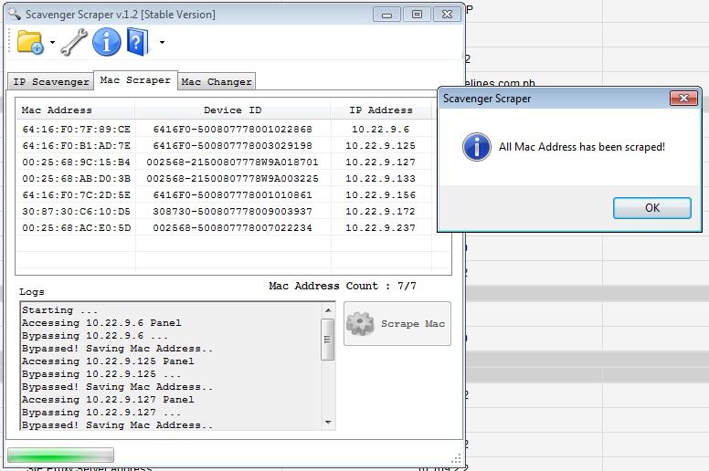 how to change ip address back to original on mac