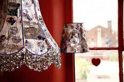 Lampshades by Melanie-Kay