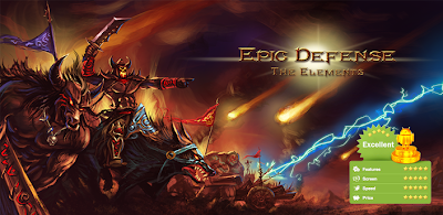 Epic Defense – the Elements apk