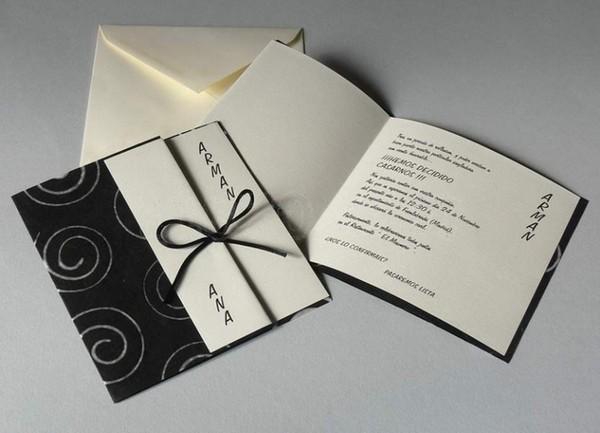 Ideas para las invitaciones de boda : Vestidos de Novia, Peinados ...