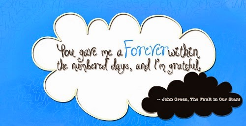 Recent Post: THE FAULT IN OUR STARS