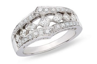 Beautiful Collection Of Diamond Rings