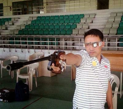 Jitu Rai became first Indian shooter wins two medals in ISSF World Cup