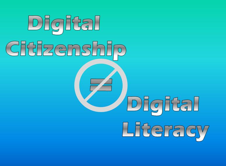 Teachers & Digital Citizenship: Part 1