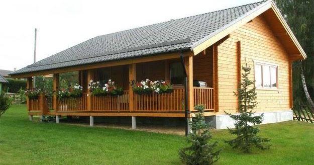Casas prefabricadas madera catalogo de casas - Catalogo casas prefabricadas ...