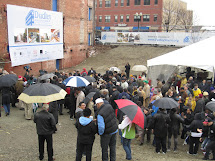 Historic Boston Hbi Municipal Center Breaks Ground