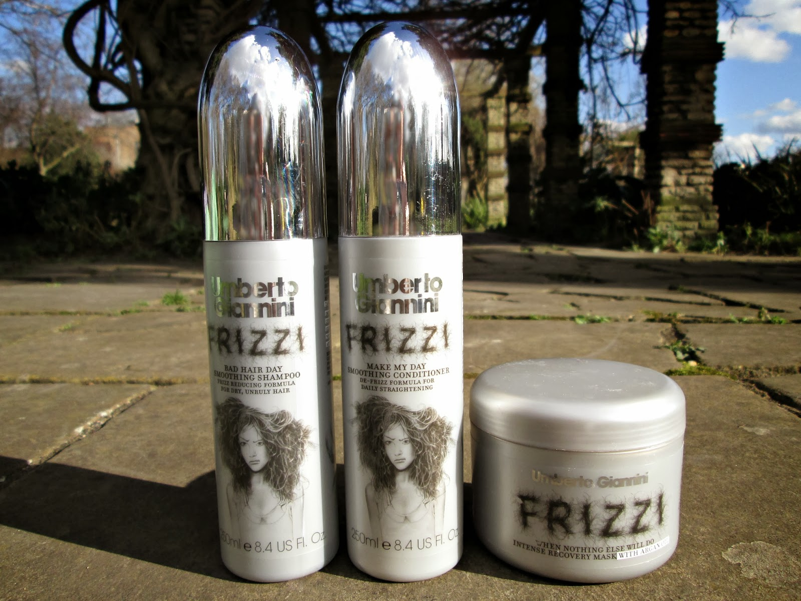 Umberto-Giannini-Frizzi-Haircare-Range-Review